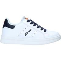 Schuhe Kinder Sneaker Low Ellesse ES0014S Weiß