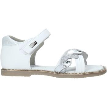 Schuhe Mädchen Sandalen / Sandaletten Miss Sixty S20-SMS752 Weiß