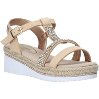 Schuhe Mädchen Sandalen / Sandaletten Miss Sixty S20-SMS785 Gold