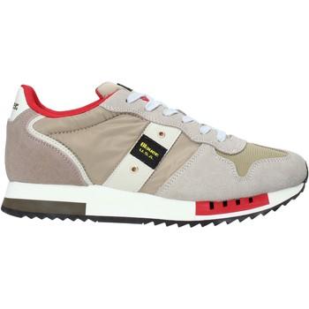 Schuhe Herren Sneaker Low Blauer S0QUEENS01/MES Beige