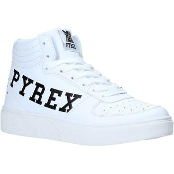 Schuhe Damen Sneaker High Pyrex PY020234 Weiß