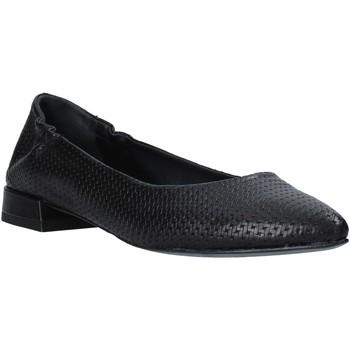 Schuhe Damen Ballerinas Mally 6184N Schwarz