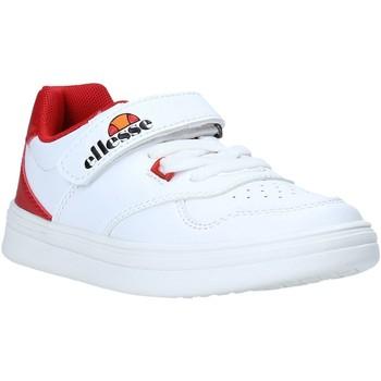 Schuhe Kinder Sneaker Low Ellesse ES0018S Weiß