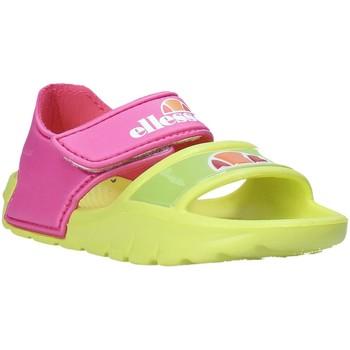 Schuhe Kinder Sandalen / Sandaletten Ellesse OS EL01B70426 Grün