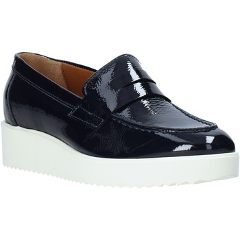 Schuhe Damen Slipper Maritan G 161407MG Blau