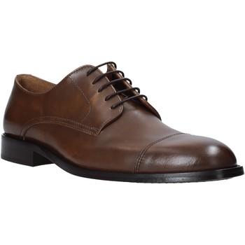 Schuhe Herren Richelieu Marco Ferretti 113043MF Braun