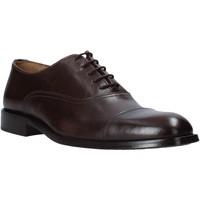 Schuhe Herren Derby-Schuhe Marco Ferretti 141113MF Braun