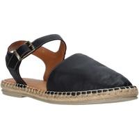 Schuhe Damen Sandalen / Sandaletten Bueno Shoes 9J322 Schwarz
