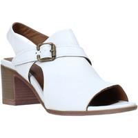Schuhe Damen Sandalen / Sandaletten Bueno Shoes 9L102 Weiß