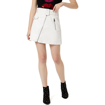 Kleidung Damen Röcke Liu Jo WA0015 E0392 Weiß