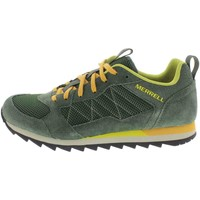 Schuhe Herren Sneaker Low Merrell J62447 Grün