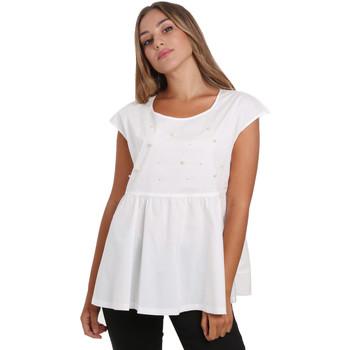 Kleidung Damen Tops / Blusen NeroGiardini E062761D Weiß