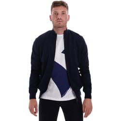 Kleidung Herren Strickjacken Navigare NV00203 70 Blau