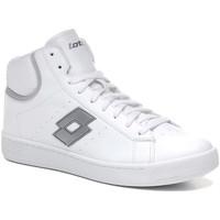 Schuhe Damen Sneaker High Lotto 212080 Weiß
