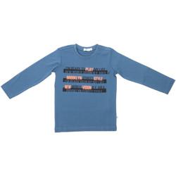Kleidung Kinder Langarmshirts Melby 70C5524 Blau
