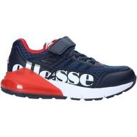 Schuhe Kinder Sneaker Low Ellesse ES0010S Schwarz
