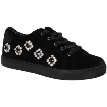 Schuhe Damen Sneaker Low Fornarina PE17TR1112 Schwarz