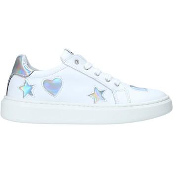 Schuhe Kinder Sneaker Low Melania ME6280F0S.A Weiß