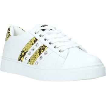 Schuhe Damen Sneaker Low Gold&gold A20 GA243 Weiß