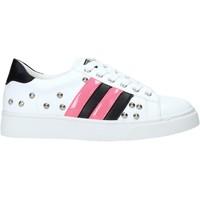 Schuhe Damen Sneaker Low Gold&gold B19 GA216 Weiß
