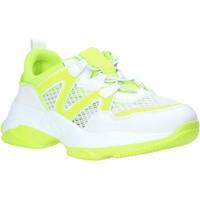 Schuhe Damen Sneaker Low Gold&gold A20 GR106 Weiß