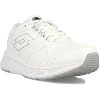 Schuhe Herren Sneaker Low Lotto 211823 Weiß