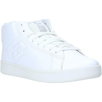 Schuhe Damen Sneaker High Lotto L59026 Weiß