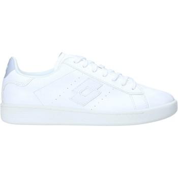 Schuhe Herren Sneaker Low Lotto 212064 Weiß