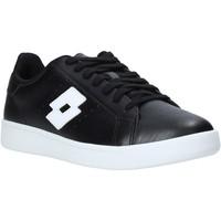 Schuhe Herren Sneaker Low Lotto 212064 Schwarz