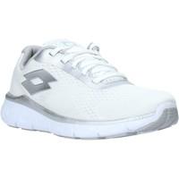 Schuhe Damen Sneaker Low Lotto 210652 Weiß