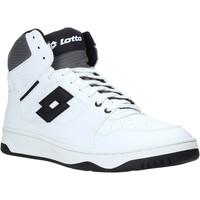 Schuhe Herren Sneaker High Lotto 212071 Weiß
