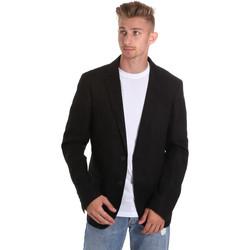 Kleidung Herren Jacken / Blazers Antony Morato MMJA00417 FA400060 Schwarz