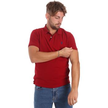 Kleidung Herren Polohemden U.S Polo Assn. 55957 41029 Rot
