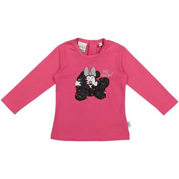 Kleidung Kinder Langarmshirts Melby 20C2101DN Rosa