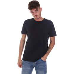 Kleidung Herren T-Shirts Navigare NV31128 Blau