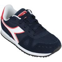 Schuhe Kinder Laufschuhe Diadora simple run gs c1512 Blau