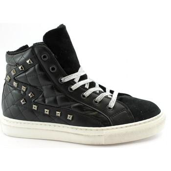 Schuhe Damen Sneaker High Divine Follie DIV-I20-A102M-NE Nero