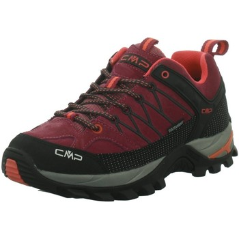 Schuhe Damen Fitness / Training Cmp Sportschuhe RIGEL LOW WMN TREKKING SHOES W 3Q13246 06HF rot