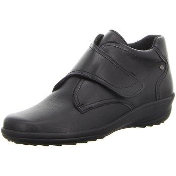 Schuhe Damen Stiefel Longo Stiefeletten -Schlupfstiefel 1035935 schwarz