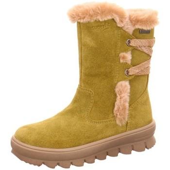 Schuhe Mädchen Stiefel Superfit Stiefel Schuh Texti 1-009216-7500 oliv