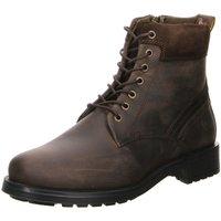 Schuhe Herren Stiefel Camel Active Mont Mid lace boot 21241289/C46 braun