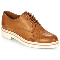 Schuhe Damen Derby-Schuhe Kickers OXFORK Camel