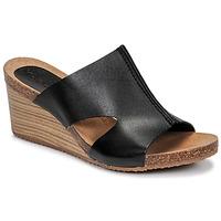 Schuhe Damen Pantoffel Kickers SPAINTA Schwarz