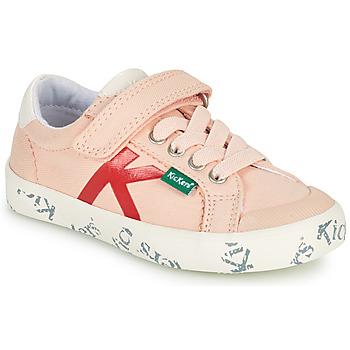 Schuhe Mädchen Sneaker Low Kickers GODY Rose