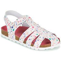 Schuhe Mädchen Sandalen / Sandaletten Kickers SUMMERTAN Rose