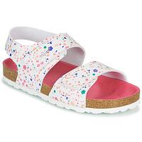 Schuhe Mädchen Sandalen / Sandaletten Kickers SUMMERKRO Rose