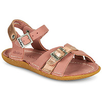 Schuhe Mädchen Sandalen / Sandaletten Kickers PEPETE Rose
