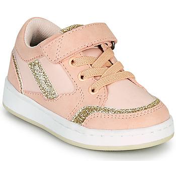 Schuhe Mädchen Sneaker Low Kickers BISCKUIT Rose