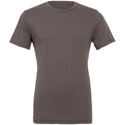 Kleidung T-Shirts Bella + Canvas CV3001 Asphalt