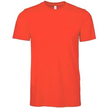 Kleidung T-Shirts Bella + Canvas CV3001 Rot